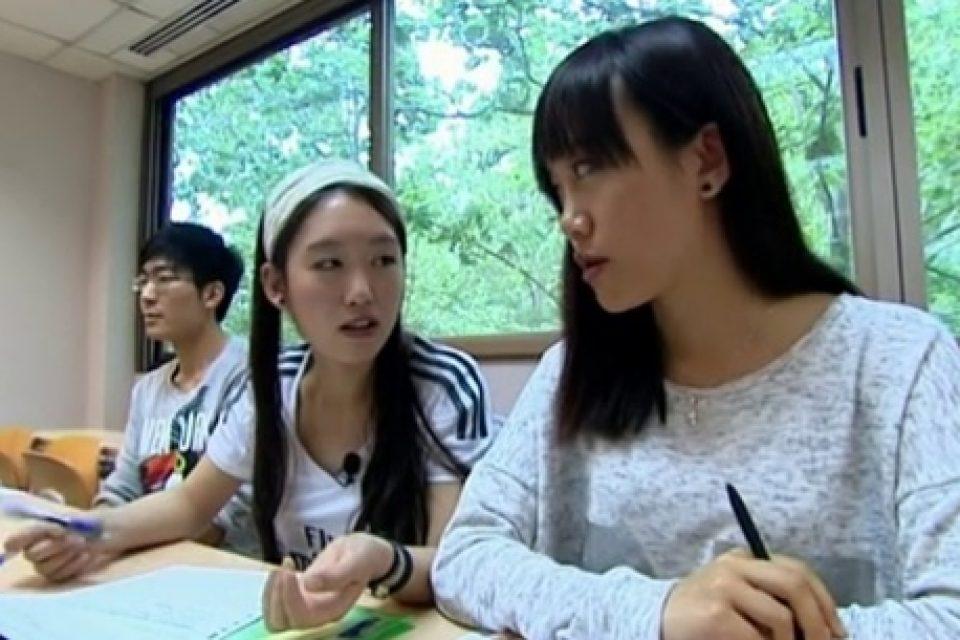 Estudiar español está de moda en China